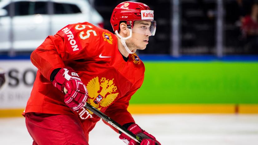 Хоккеист «Виннипега» Киселевич вызван в сборную России для подготовки к ЧМ