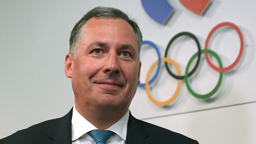 Глава ОКР назвал задачу сборной России на Европейских играх