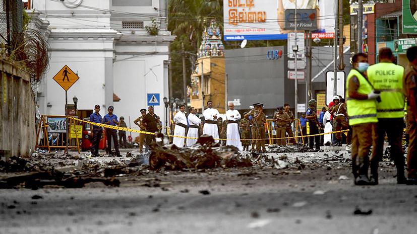 Ещё один взрыв произошёл на Шри-Ланке
