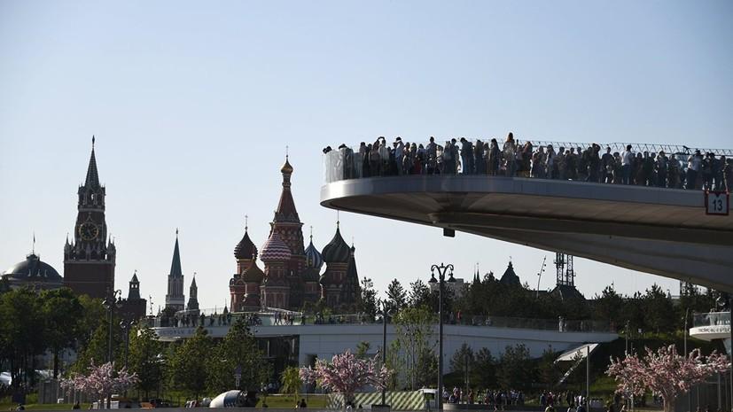 Парковка в Москве в майские праздники будет бесплатной