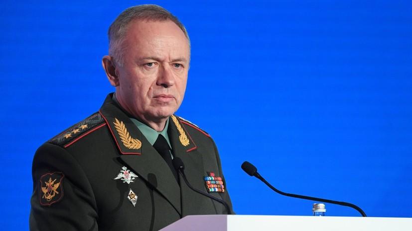 «Терроризм трансграничен»: замминистра обороны России — о глобальной безопасности, экспансии НАТО и ситуации в Сирии