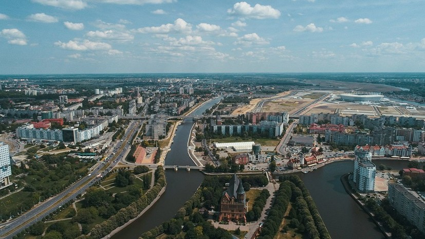 В Калининградской области построили 208 тысяч квадратных метров жилья в I квартале