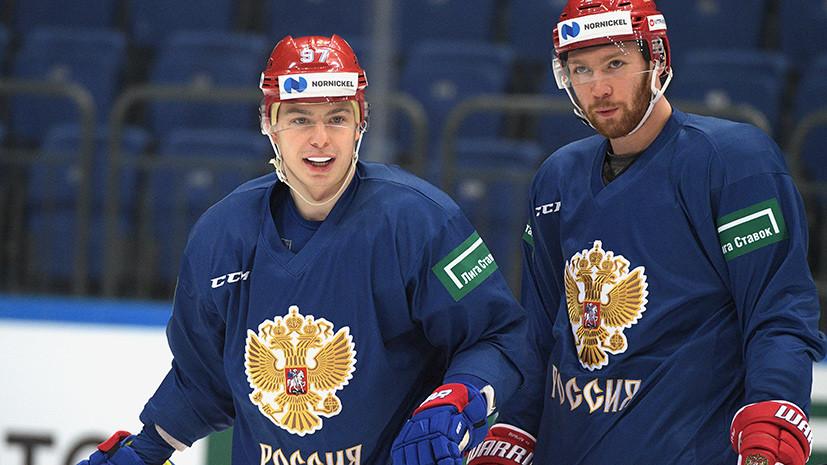 «Отлично играет в своей зоне»: что в США говорят о новичках клубов НХЛ Гусеве и Гаврикове