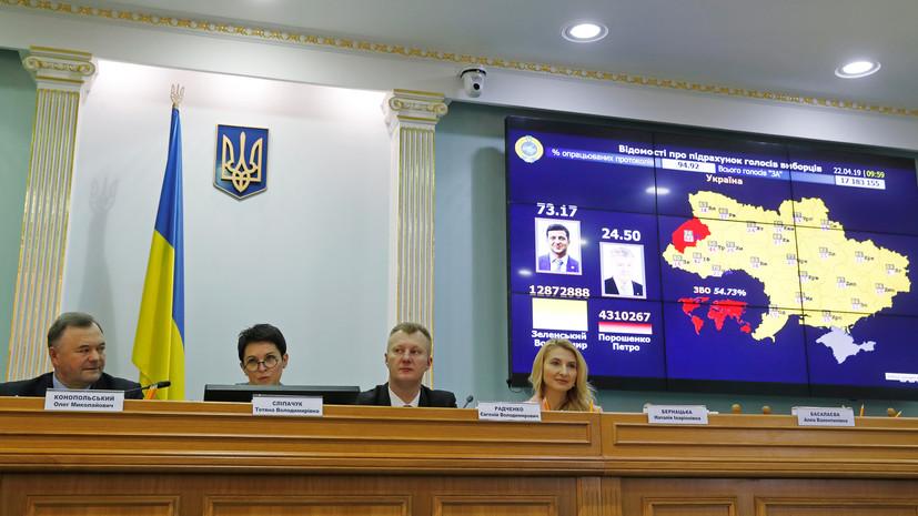 Госдеп выступил с заявлением по выборам на Украине