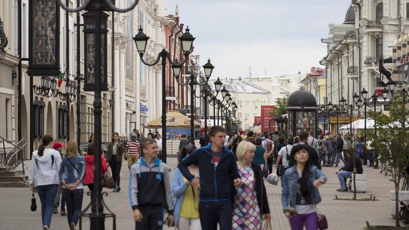 В Казани дали прогноз по загруженности гостиниц в майские праздники