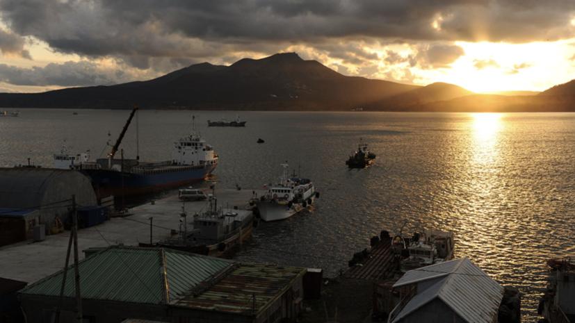 МИД Японии в ежегодном докладе отказался от фразы о возвращении Курил