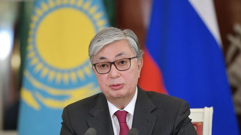 Токаев принял решение участвовать в выборах президента Казахстана