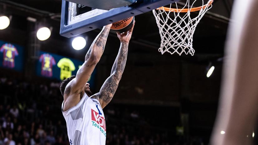 Баскетболист сборной Франции Джексон подвергся расистским оскорблениям во время игры в Сербии