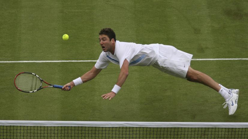 Американский экс-теннисист Гимельстоб получил условный срок за нападение на человека