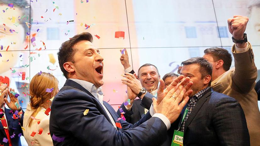 «Удобный кандидат с треском проиграл»: автор Telegram-канала «Мышь в овощном» — о победе Зеленского на выборах