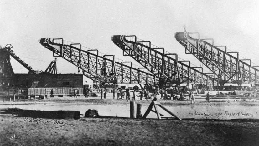 «Событие века»: 160 лет со дня начала строительства Суэцкого канала