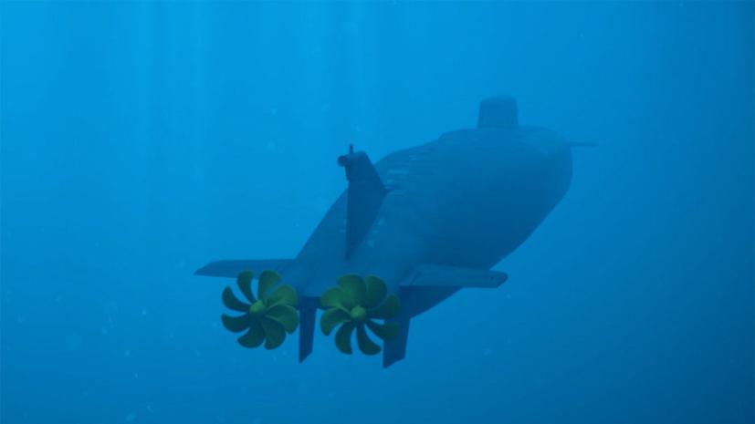 Эксперт прокомментировал спуск на воду подлодки — носителя «Посейдонов»