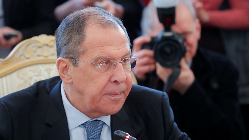 Лавров: декларации Запада не изменят ситуацию вокруг принадлежности Крыма России