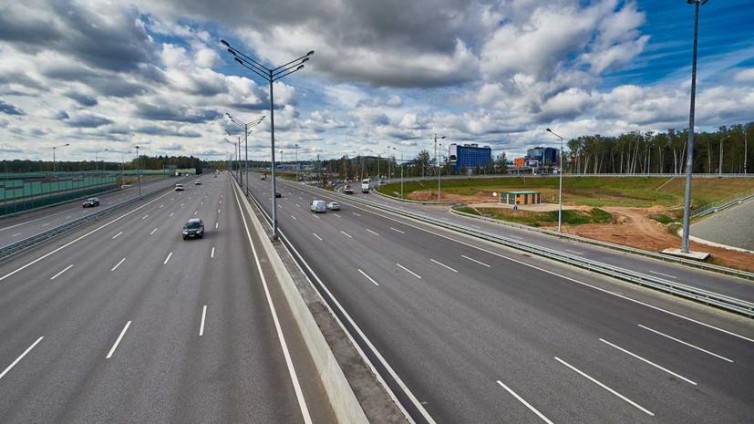 В России предложили увеличить скорость движения на федеральных трассах