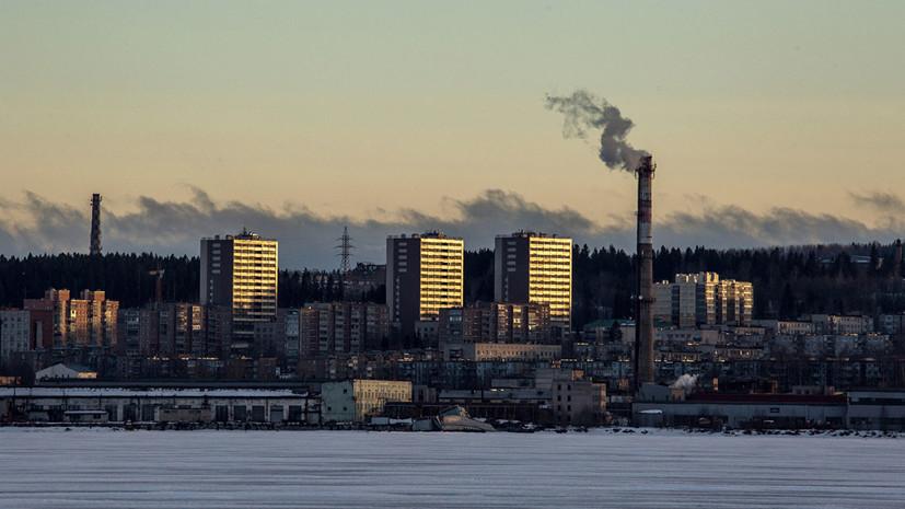 В Петрозаводске обновлён температурный рекорд 72-летней давности