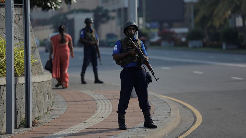 Число задержанных в связи со взрывами на Шри-Ланке превысило 60