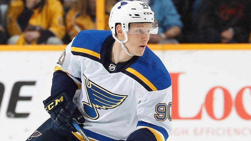 СМИ: Сошников покинет НХЛ и проведёт следующий сезон в КХЛ