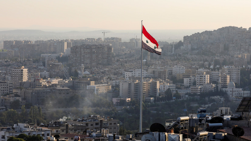 В Генштабе ВС России заявили о возможности возрождения ИГ в Сирии