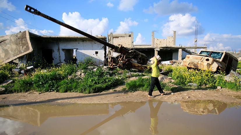 «Запущен механизм урегулирования»: глава Генштаба РФ заявил о завершении военной фазы конфликта в Сирии