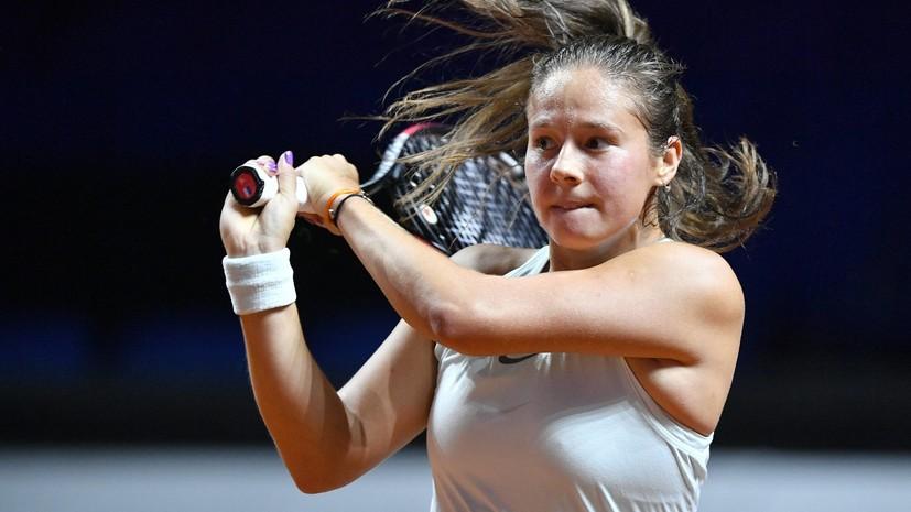 Теннисистка Касаткина назвала свой нынешний сезон катастрофой