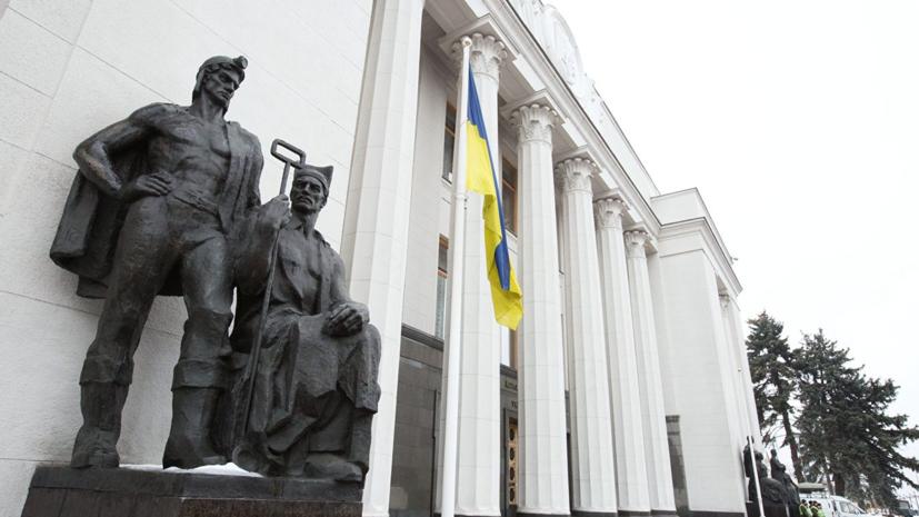 Депутат Рады не верит в возможность роспуска парламента