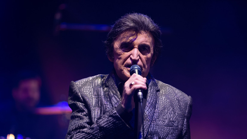 Умер французский рок-музыкант Дик Риверс