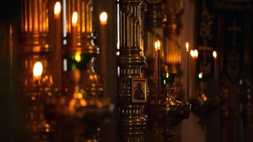 Настоятель храма в Новой Москве рассказал об истории украденной иконы
