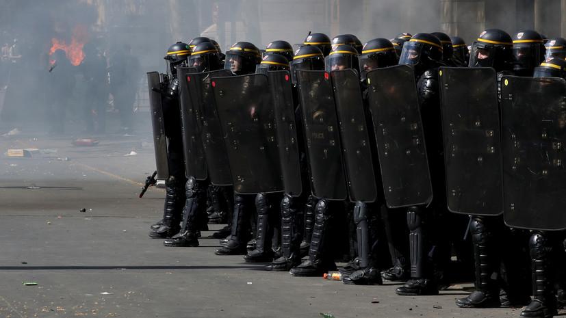 Во Франции от действий полиции на акциях «жёлтых жилетов» пострадали 79 журналистов