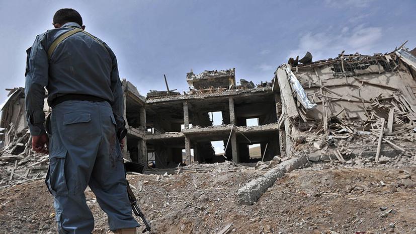 «Весь Кабул в пулемётах»: как Афганистан живёт в условиях гражданской войны