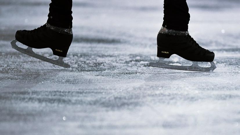 Российский фигурист выполнил прыжок в пять оборотов