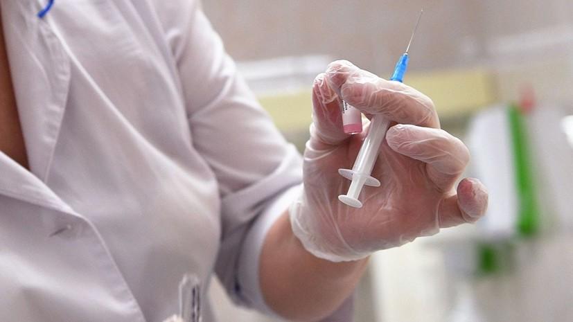 Роспотребнадзор подвёл первые итоги дополнительной вакцинации от кори