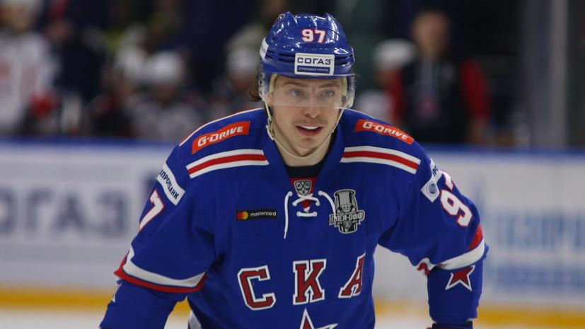Кожевников рассказал, кто может стать лидером сборной России по хоккею