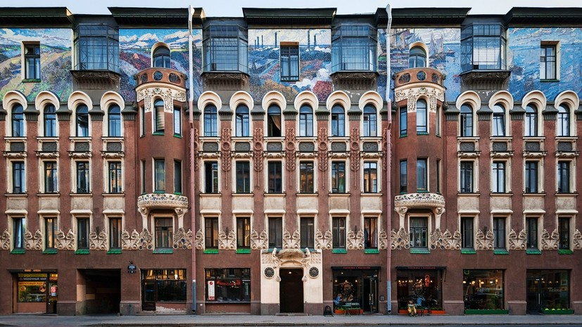 Дом герцога Лейхтенбергского в Петербурге признали памятником регионального значения