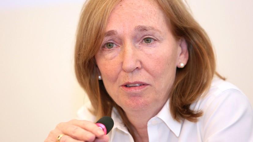 Посол ФРГ в США отметила опасность санкций против России для ЕС