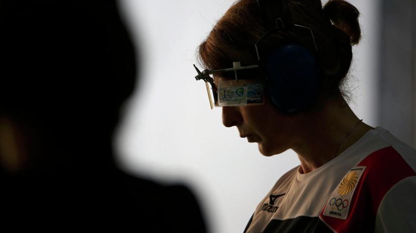 Грузинская спортсменка отобралась на девятую подряд Олимпиаду, установив рекорд