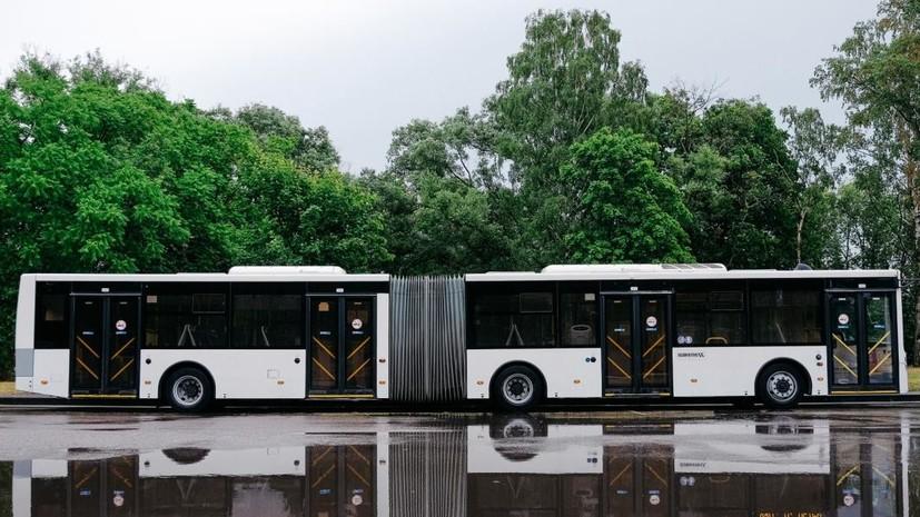 В Петербурге планируют выделить 3,6 млрд рублей на развитие общественного транспорта