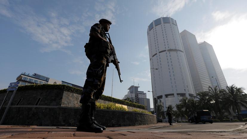 Секретарь Минобороны Шри-Ланки подал в отставку