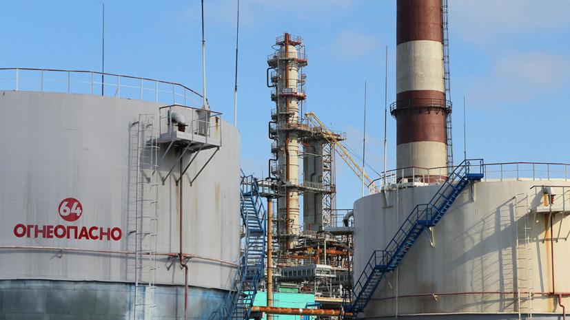 Козак призвал не политизировать ситуацию с загрязнённой нефтью