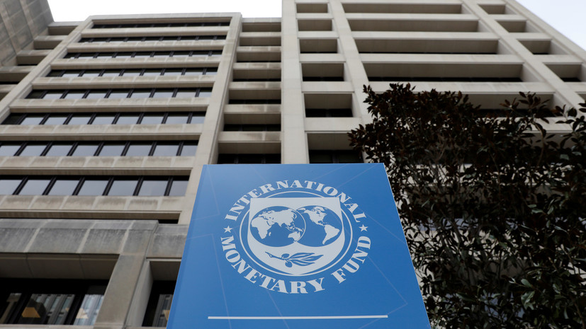Представители МВФ приедут на Украину в мае