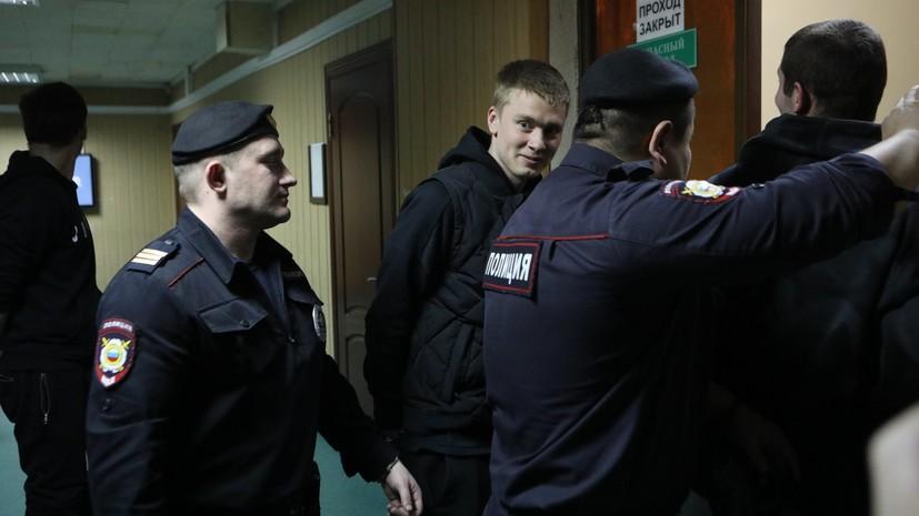 Брат Кокорина рассказал, сколько ударов он нанёс Соловчуку