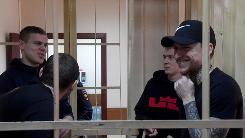 Брат Кокорина о конфликте с Паком: если бы к нему не подошёл, может быть, ничего бы и не было