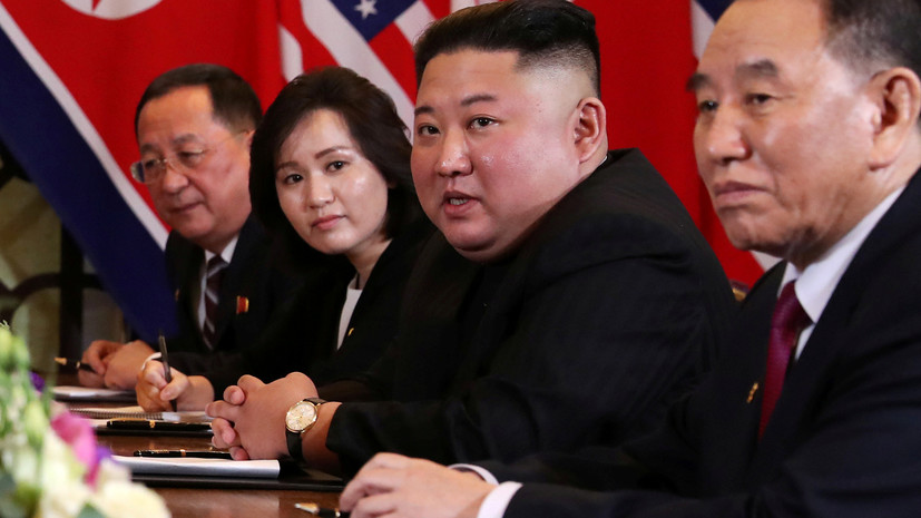 Глава Приморья назвал любимые русские песни Ким Чен Ына