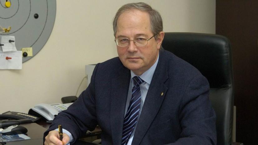 Умер учёный-атомщик Ярослав Штромбах