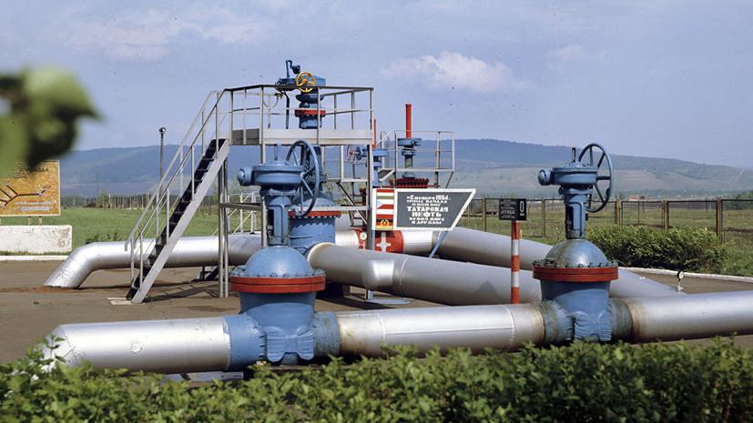 Минэнерго и нефтяники согласовали меры по улучшению качества нефти