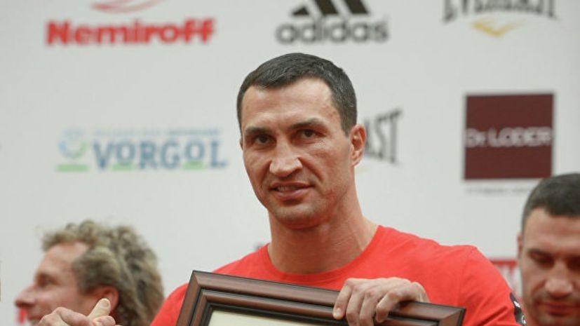Американский боксёр Бриггс сообщил, что ему предложили бой с Владимиром Кличко
