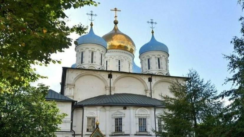 В Москве воссоздадут утраченные фрагменты росписи Спасо-Преображенского собора