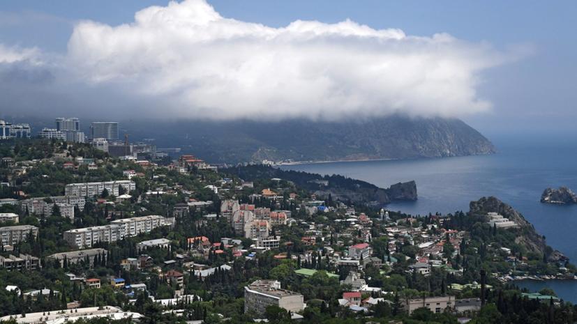 Крым рассчитывает на 7 млн туристов в 2019 году