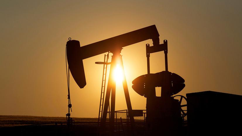 Мировые цены на нефть падают в пределах 2%