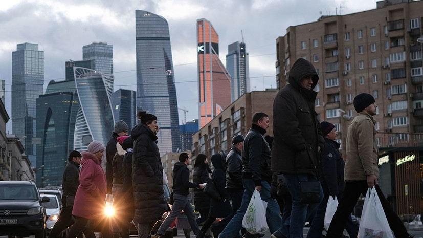 В Москве 27 апреля объявлен «жёлтый» уровень погодной опасности
