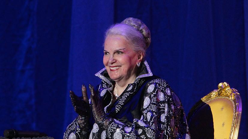 «Красивая, талантливая, удивительно упорная женщина»: ушла из жизни актриса Элина Быстрицкая